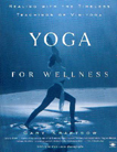 Cover van Yoga for Wellness
